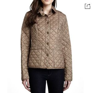 Burberry Kencott Quilted Coat
